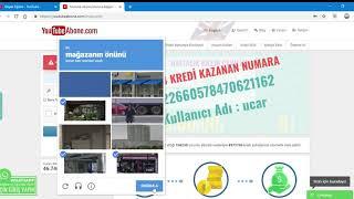 Youtube Abone,İzlenme,Beğeni Arttırma Platformu   Google Chrome 9 06 2019 22 43 53