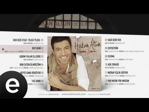 Duy Beni (Hakan Altun) Official Audio #duybeni #hakanaltun