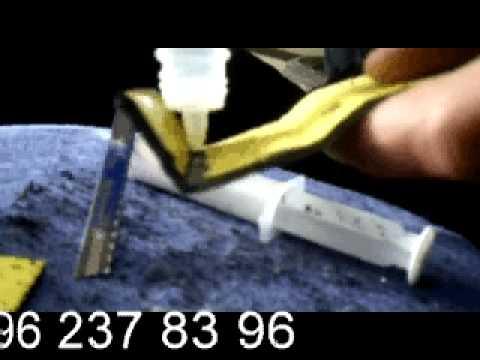 клей нового поколения для ремонта пластика, бамперов