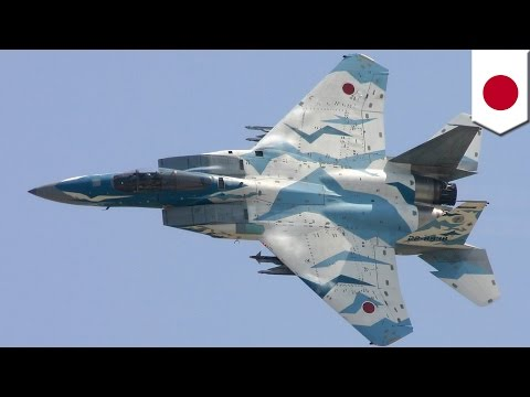 Japan is scrambling fighter jets at levels not seen since the Cold War - TomoNews
