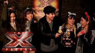 The X Factor Backstage with TalkTalk TV | Ep 12 | Ft. 4th Power, Louisa, Andre & Neneth