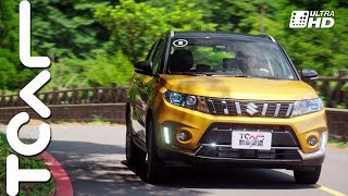[新車試駕] 跨界休旅 安全到位 SUZUKI All New VITARA -TCar