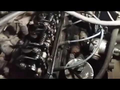 Зажигание на 402 двигателе. Выставляем привод трамблёра.
