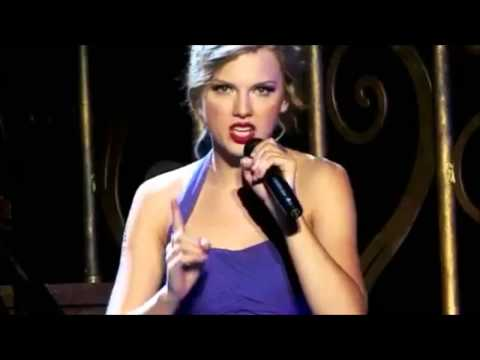 Taylor Swift - Dear John [Traducida] (Speak Now World Tour)