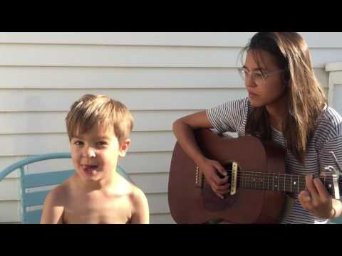 Mom And Son Sing Frozen Duet