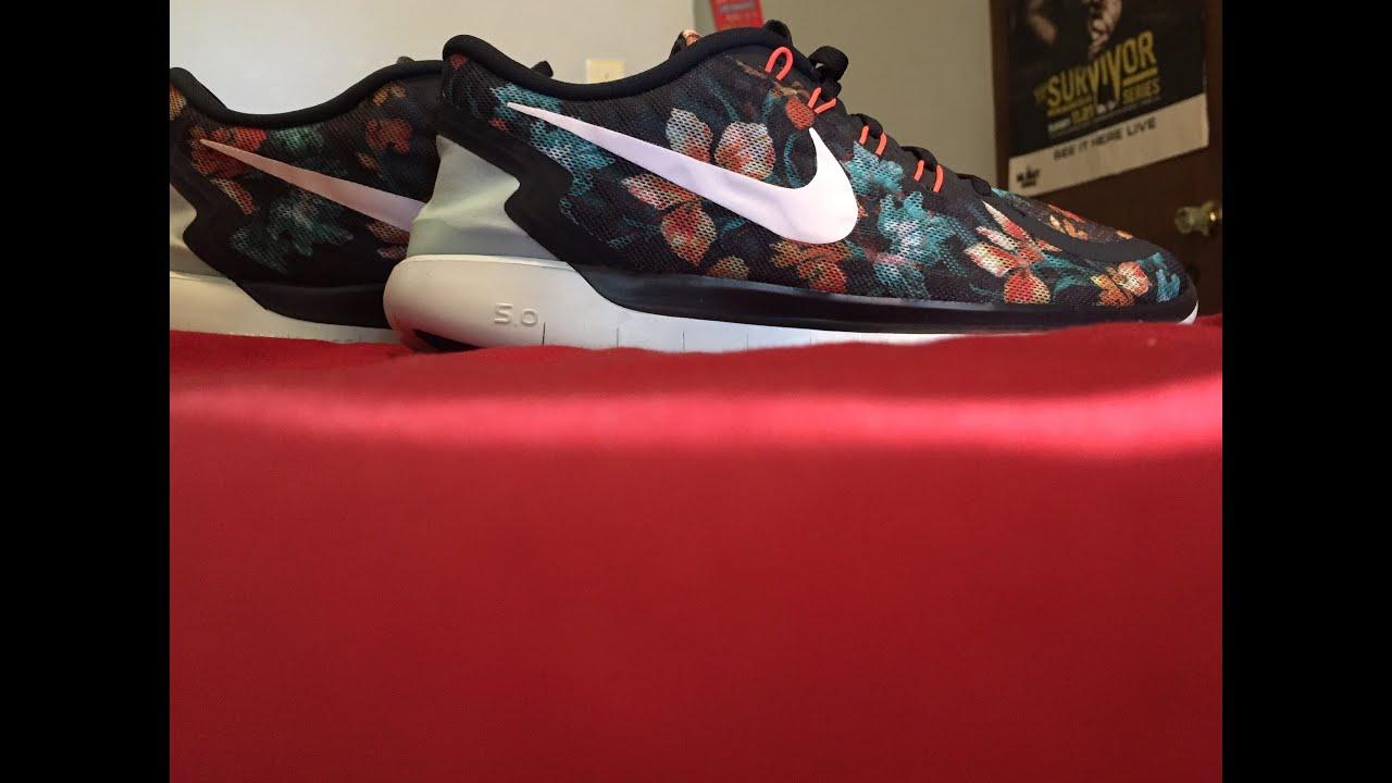 2014 Nike Free 5 0 V4 Fleur