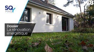 SQY Mag : la rénovation énergétique