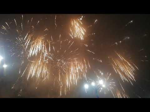 Artifici revelion București 2018-2019