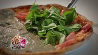 ยั่วน้ำลาย ร้าน Granda Pizza Livio 07-08-59 Part 1/3