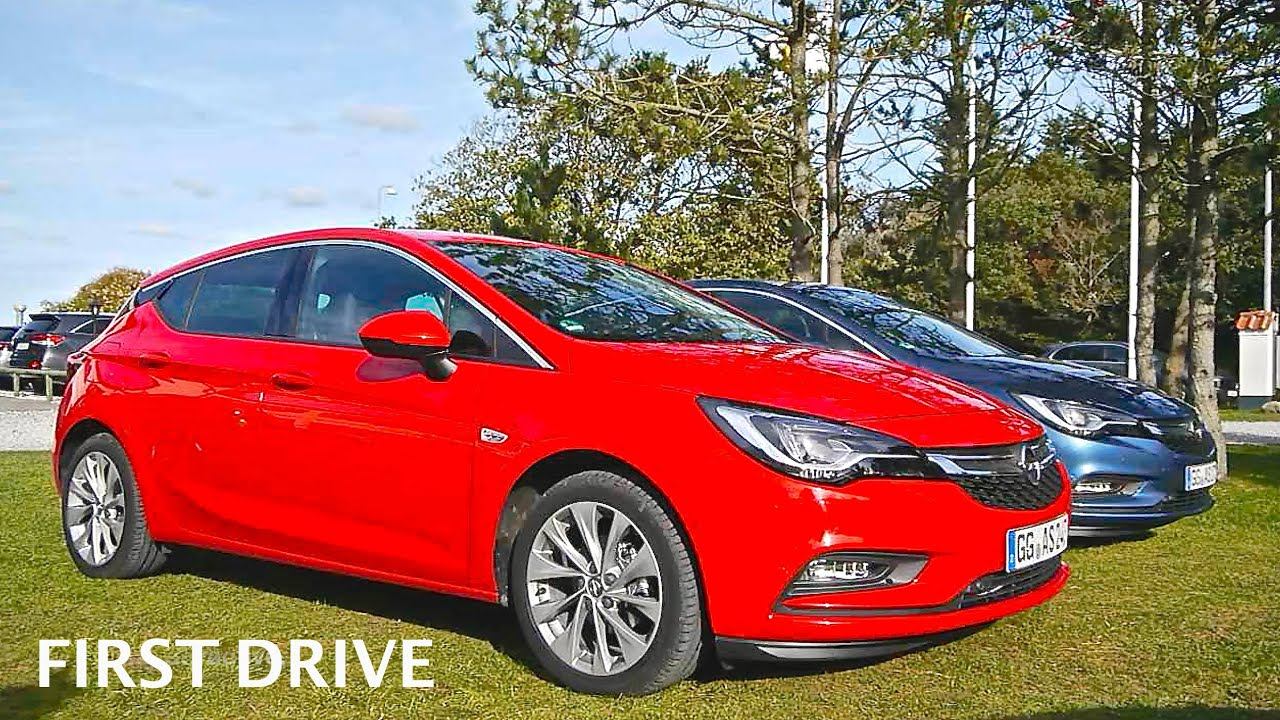 2016 opel astra 1 4 150ps first drive youtube. Black Bedroom Furniture Sets. Home Design Ideas