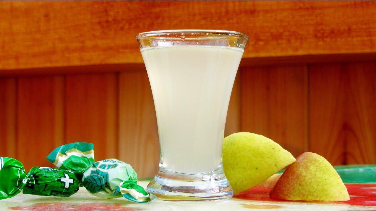 Рецепт мятно-имбирной настойки на водке