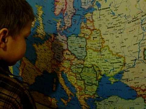Leçon de géographie : Pays d'Europe