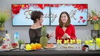 Beauty Talk - Eps 1 - Làm nước detox thải độc, giảm cân, đẹp da