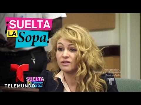 Suelta La Sopa | Paulina Rubio y Colate se volvieron a ver en una corte de Miami | Entretenimiento