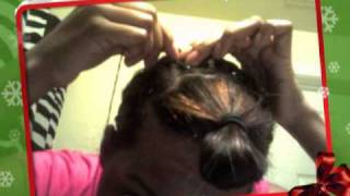 Braidless Weave Tutorial