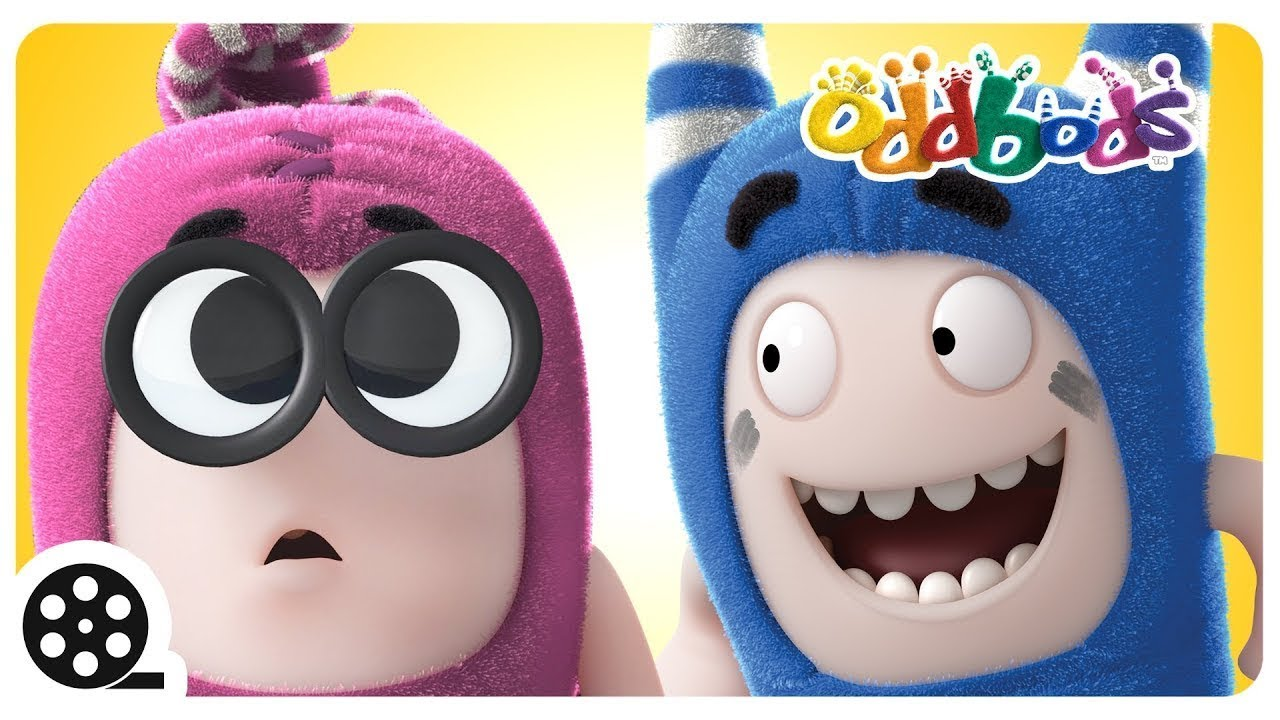Cartoon | An HOUR With Oddbods | Funny Videos For Children