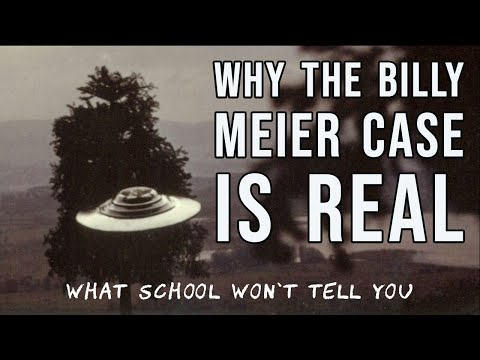 WHY THE BILLY MEIER CASE IS REAL | Lesson 1