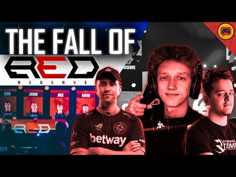 The Fall of Red Reserve - The Worst Organization in Esports