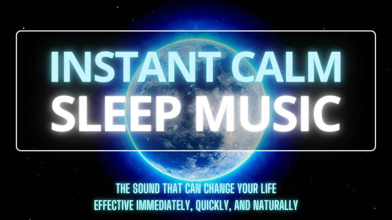Sleep Music   Sleep Mediation   Music for insomnia   Depression relief   Deep Focus Meditation