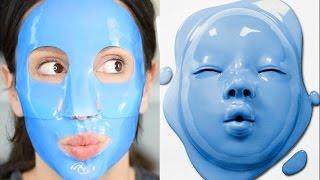 Plastik Kore Nem Maskesi | Ürün İnceleme