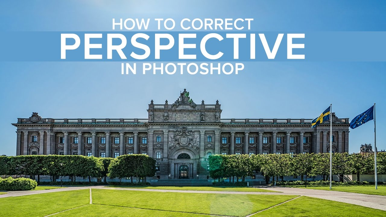 How to Repair Perspective Keystoning in Photoshop