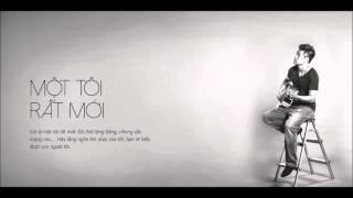 Một Tôi Rất Mới - Tạ Quang Thắng (Audio Version)
