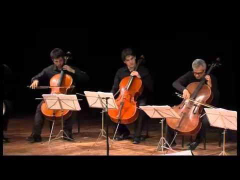 Cello Consort - Giovanni Sollima - 17 maggio 2012