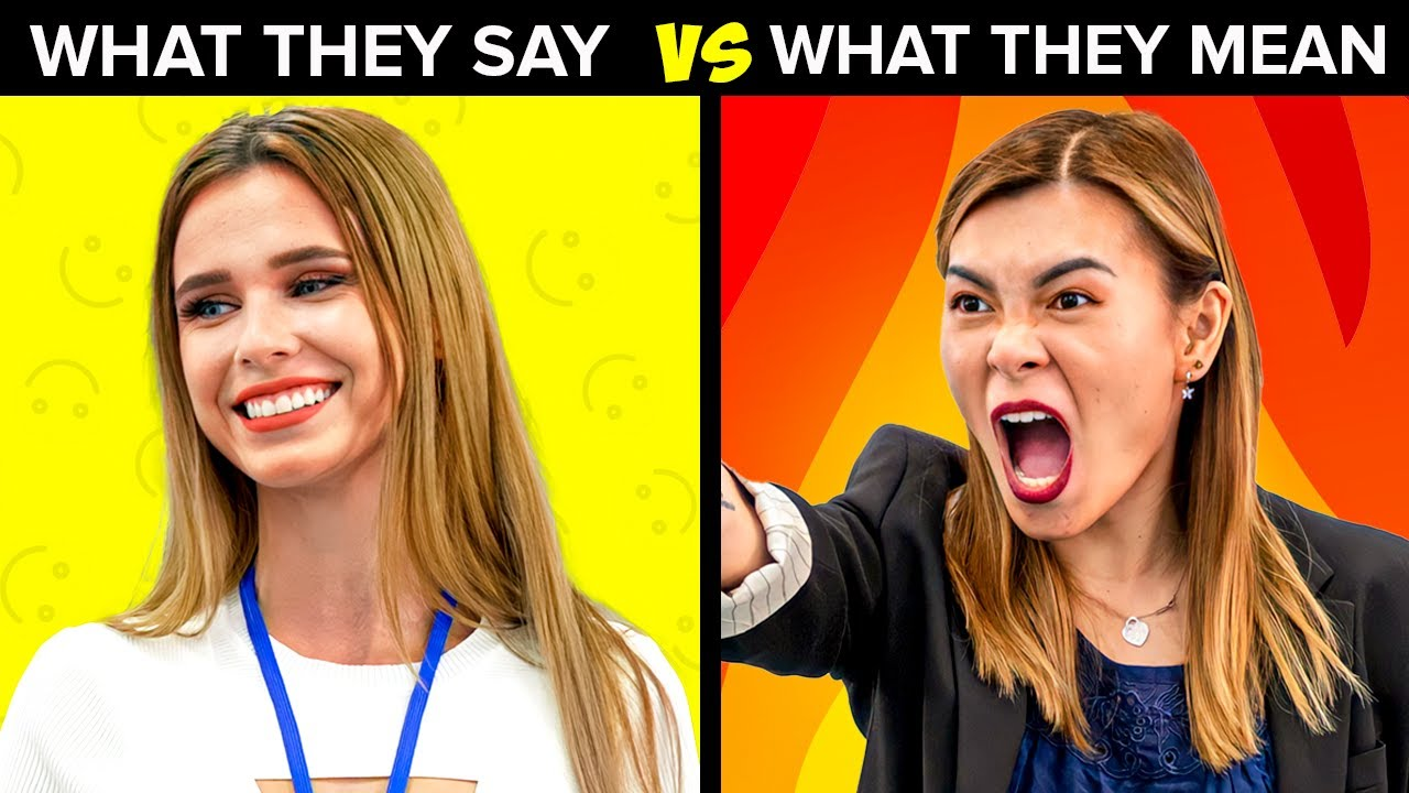 Download 12 Things Teachers Say vs What They Really Mean