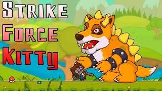 StrikeForce Kitty! #3 Clone Armies Котят! Боевые котята! Сложное время!