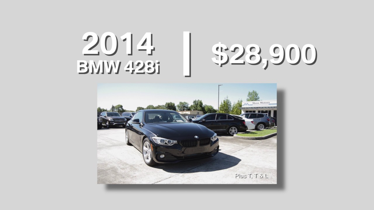 Moss Motors Bmw >> Moss Motors Certified Pre Owned May 17 Bmw Youtube