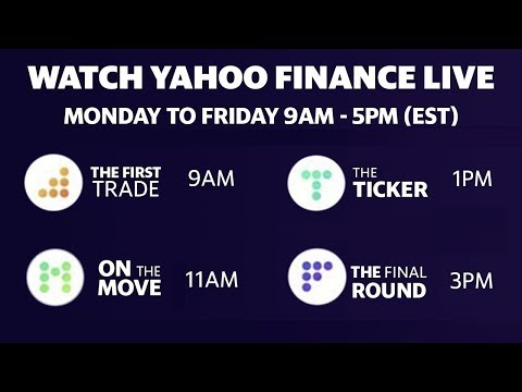LIVE Market Coverage: Monday July 13 Yahoo Finance