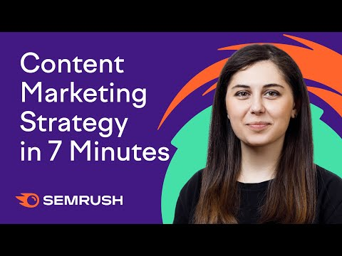 Content Marketing Strategy in 7 Minutes