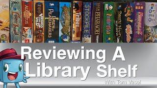 Reviewing Shelf 2E: Dragon Castle - Formula D