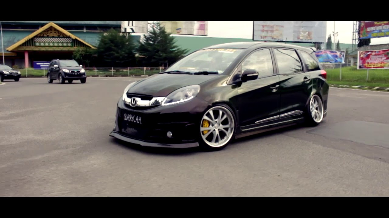 Honda Mobilio Modification Part Ii Paid Partnership With
