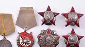 обзор и стоимость орденов и знаков СССР (продолжение) - YouTube