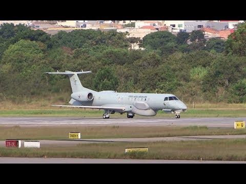 Embraer R-99 (FAB-6752) em Guarulhos (GRU) São Paulo