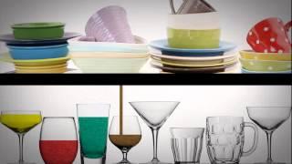 Kitchen Kaboodle: Dinnerware