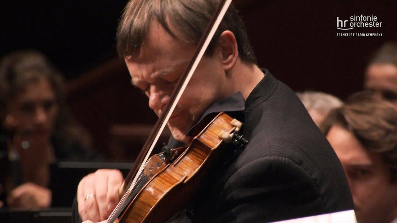 Berg: Violinkonzert ∙ hr-Sinfonieorchester ∙ Frank Peter Zimmermann ∙ Alain Altinoglu