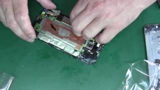 hTC One M9 полетела память или замена батареи