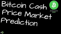 BITCOIN CASH (BCH) PRICE MARKET PREDICTION