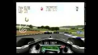 Monaco Grand Prix Nintendo 64 Gameplay