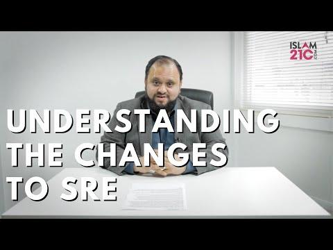 Parental Guidance Series   P1: Understanding The Changes To SRE