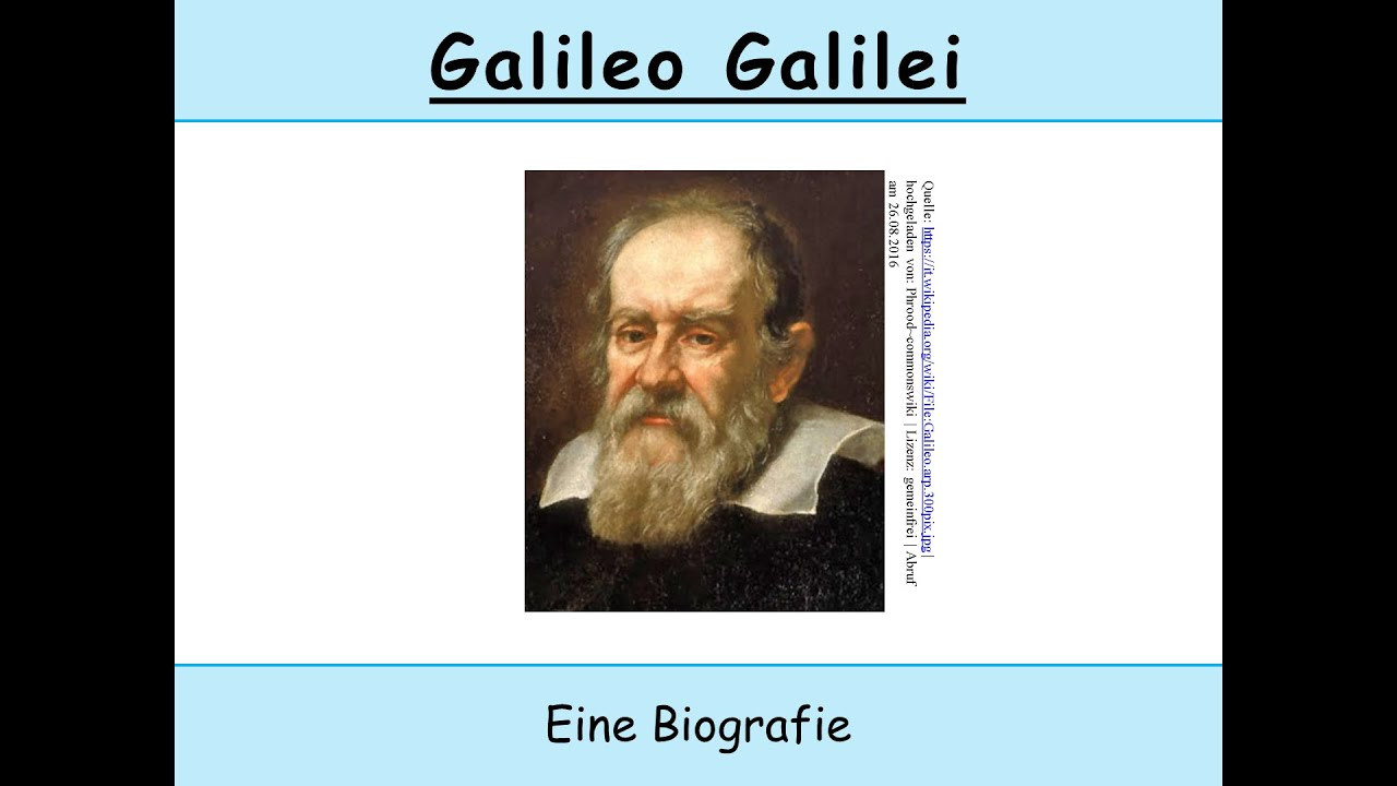 Galileo Galilei Wikipedia 8
