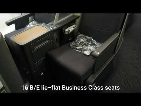 American Airlines Cabin Tour Boeing 757-200 International Configuration
