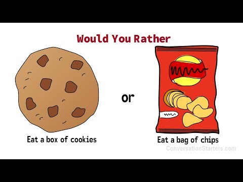 Would You Rather Questions for Kids (Part 1)