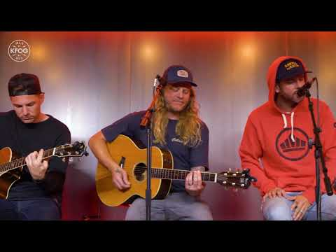 """KFOG Studio Session: Dirty Heads - """"Visions\"""