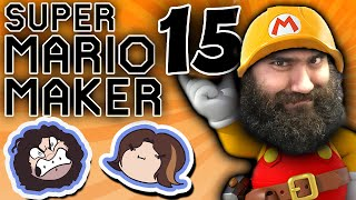 Super Mario Maker: Mariomentum - PART 15 - Game Grumps