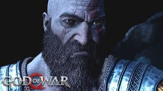 GOD OF WAR - #17: Revivendo o Passado - (Gameplay em 4K do PS4 Pro)