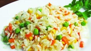 ~Рис с овощами(диетический)~