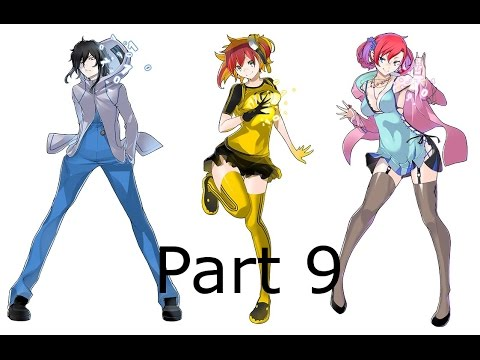 Digimon Story: Cyber Sleuth PS4 - Walkthrough Part 9 Hackers